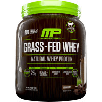 MP Grass Fed Whey, 14 Servings