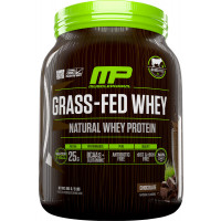 MP Grass Fed Whey, 28 Servings