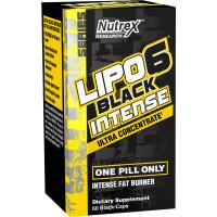 Lipo-6 Black Intense UC, 60 Capsules