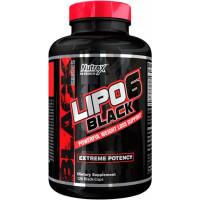 Nutrex Lipo-6 Black, 120 Capsules