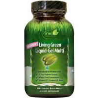 Living Green Multi for Women, 90 Softgels