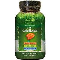 Irwin Naturals 3-in-1 Carb Blocker