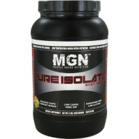 MGN Pure Whey Isolate, 2lbs