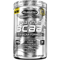 Platinum BCAA 8:1:1, 200 Caplets