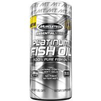 Platinum 100% Fish Oil, 100 Softgels