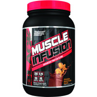 Nutrex Muscle Infusion Black, 2lbs