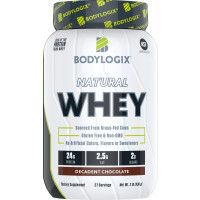 Bodylogix Natural Whey, 2lbs