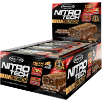 Nitro-Tech Crunch Bar, Box of 12