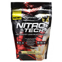 Nitro-Tech Protein, 1lb