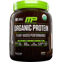 MP Organic Protein, 15 Servings