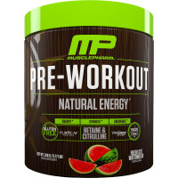 MP Natural Series Pre-Workout