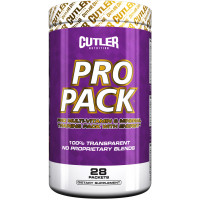 Cutler Nutrition Pro Pack, 28 Packs