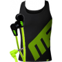 FREE MusclePharm Ear Buds with MP Logo Tank