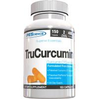 PEScience TruCurcumin, 150 Capsules