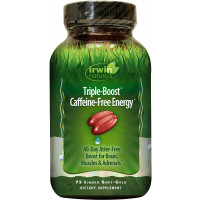 Triple-Boost Caffeine Free Energy