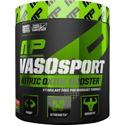 MusclePharm VasoSport 30 Servings: Buy 1 Get 1 FREE