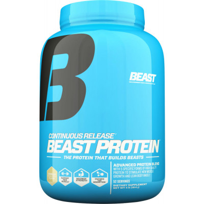 Beast Protein: 4lbs For Only $28.99 and FREE Shaker!