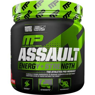 MusclePharm Assault Sport: FREE VasoSport