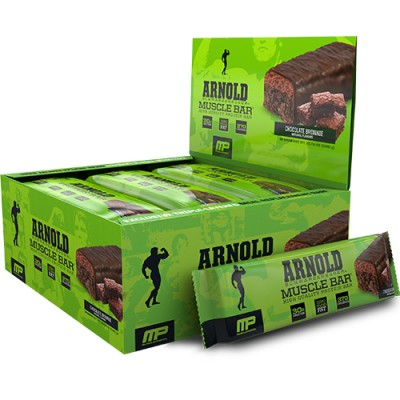 Arnold Series Muscle Bars Buy 1 Get 1 FREE