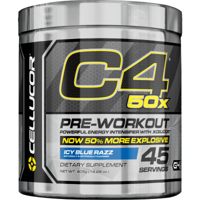 Cellucor C4 50X, 45 Servings: BUY 1 GET 1 FREE