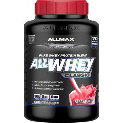 Allmax AllWhey Classic: 5LBS FOR $29.99!