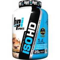 BPI ISO HD, 5.1lbs