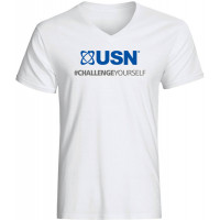 USN #ChallengeYourself T-Shirt