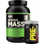 FREE Platinum Pre with Serious Mass 6lbs