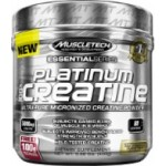 Platinum 100% Creatine, 80sv