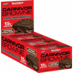 MuscleMeds Carnivor Brownie, 12 Bar