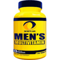 Infinite Men's Multi, 120 Tablets