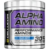 Alpha Amino Legacy Label