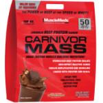 MuscleMeds Carnivor Mass, 10lbs