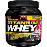 SAN Titanium Whey, 1lb
