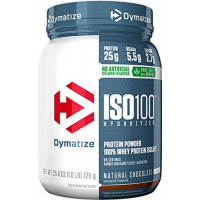 Dymatize ISO100 Natural, 1.6lbs