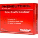 MuscleMeds Phenbuterol, 30 Capsules