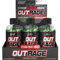 Nutrex Outrage Energy Shots