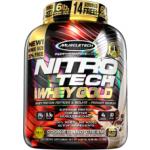 Nitro-Tech 100% Whey Gold, 6lbs