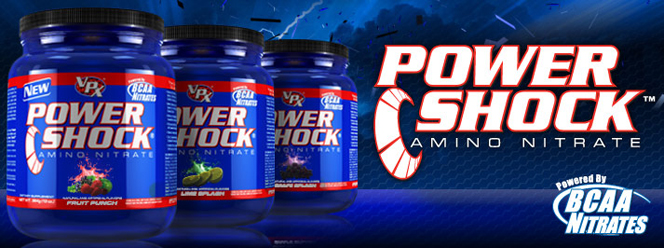 VPX Power Shock