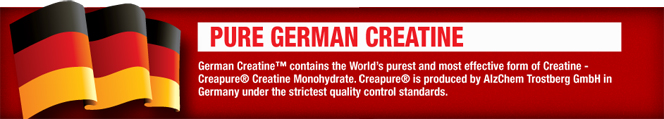 Athletic Xtreme German Creatine