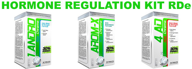 Hormone Regulation Kit RDe