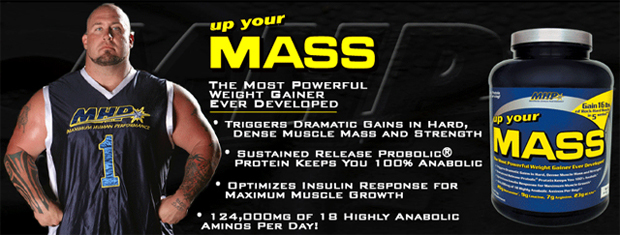 Up Your Mass!
