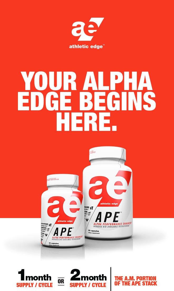 APE Testosterone Support Header