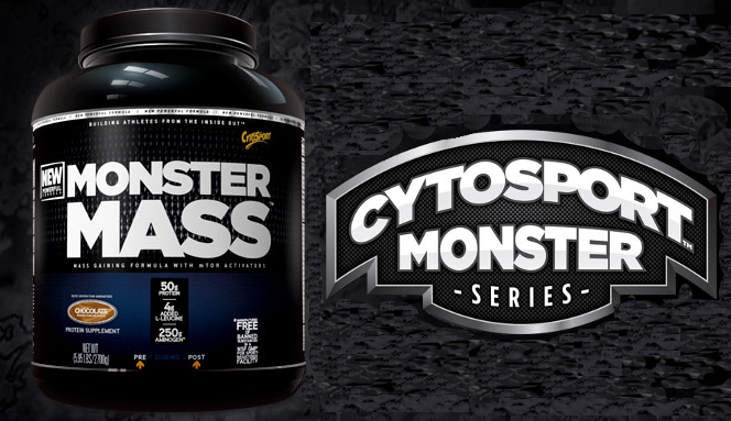 CytoSport Monster Series Monster Mass