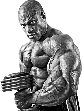 MuscleTech Phase8 Phil Heath