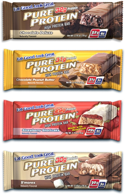 WorldWide Pure Protein Bars