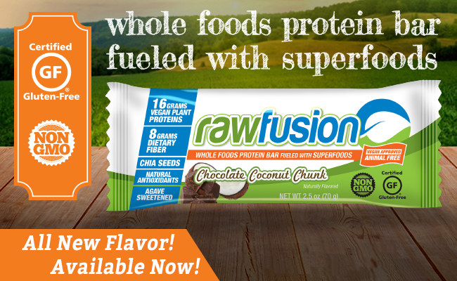 SAN Raw Fusion Bar Header
