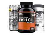 Supplements fitness gear by category for Fish oil dosage bodybuilding